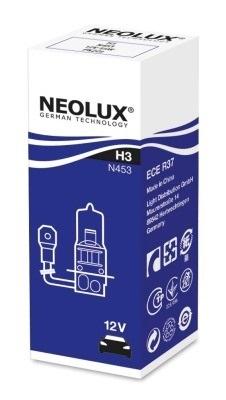 Автолампа Neolux H3 Standart (12V 55W PK22s)