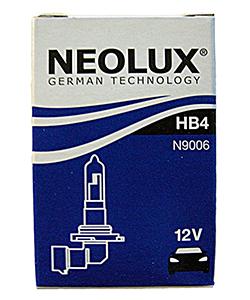 Автолампа Neolux HB4 Standart (12V 51W P22d)