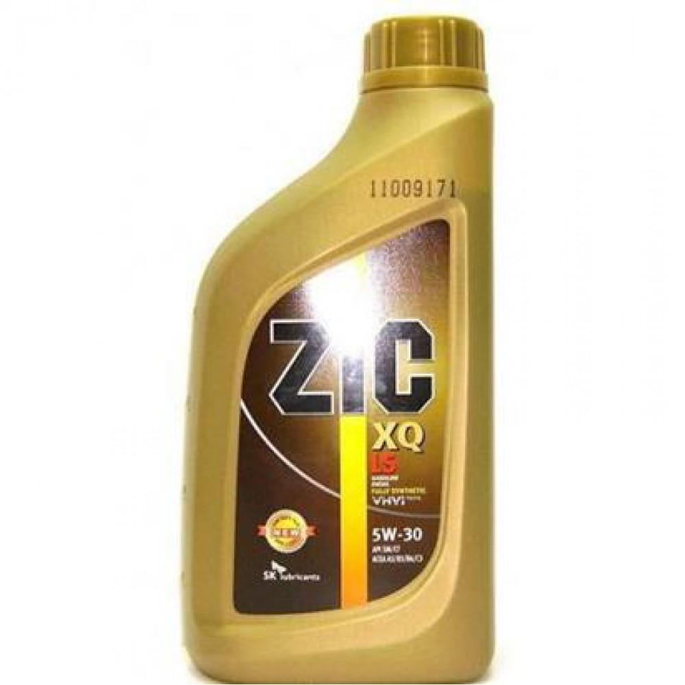 Масло моторное Синтетическое 1л - ZIC XQ LS 5W30