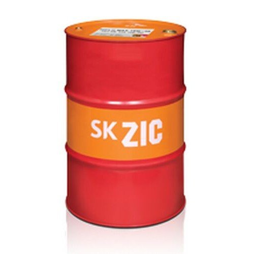 Масло моторное Полусинтетическое 200л - ZIC A 10W40 +насос