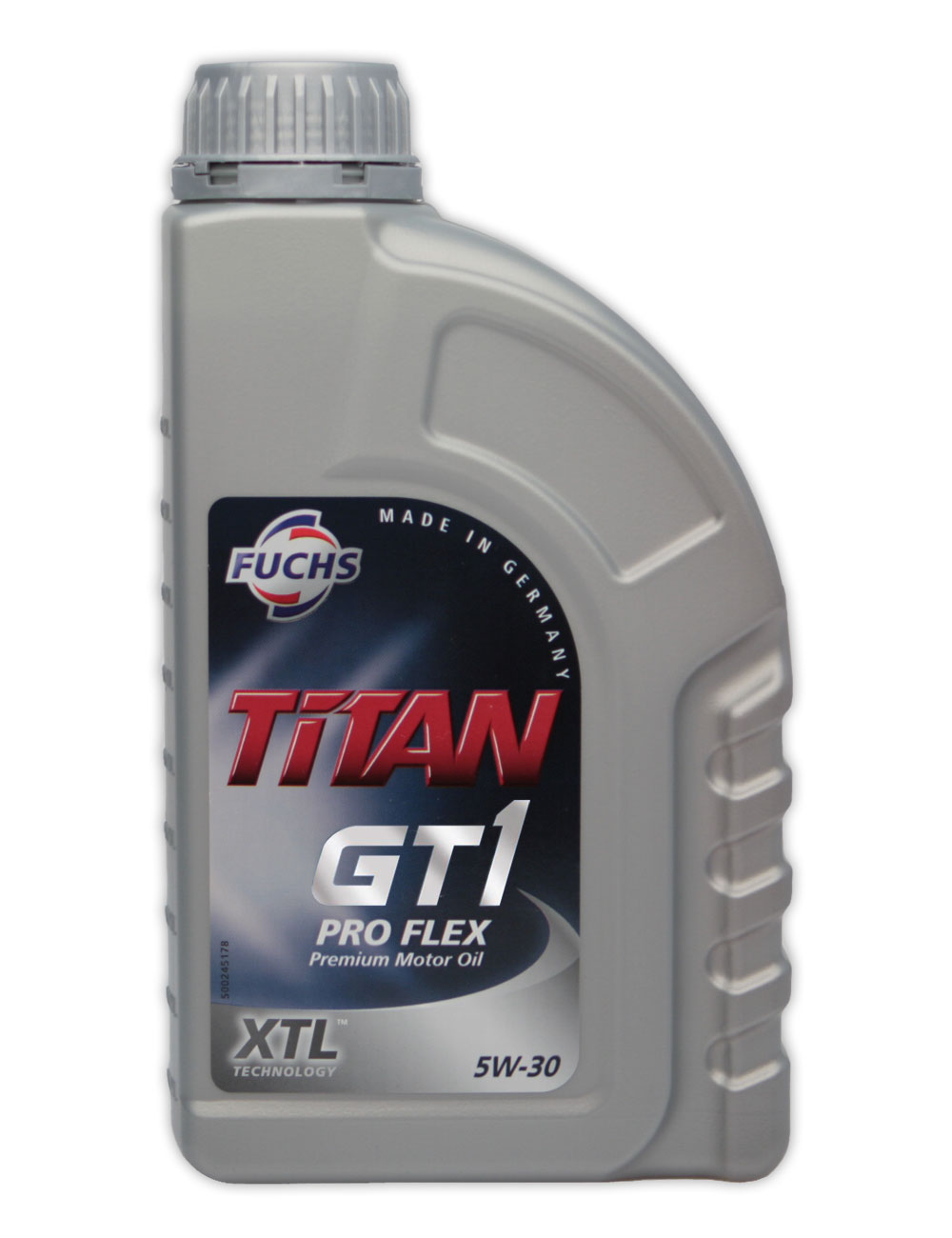 Масло моторное Синтетическое 1л - FUCHS TITAN GT1 PRO FLEX 5W30