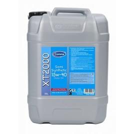 Масло моторное Полусинтетическое 20л - COMMA 15W40 XT2000
