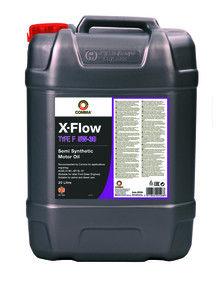 Масло моторное Полусинтетическое 25л - COMMA 5W30 X-FLOW TYPE F