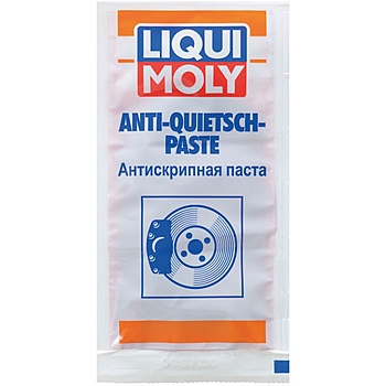Антискрипная паста LIQUI MOLY Anti-Quietsch-Paste 10 гр.