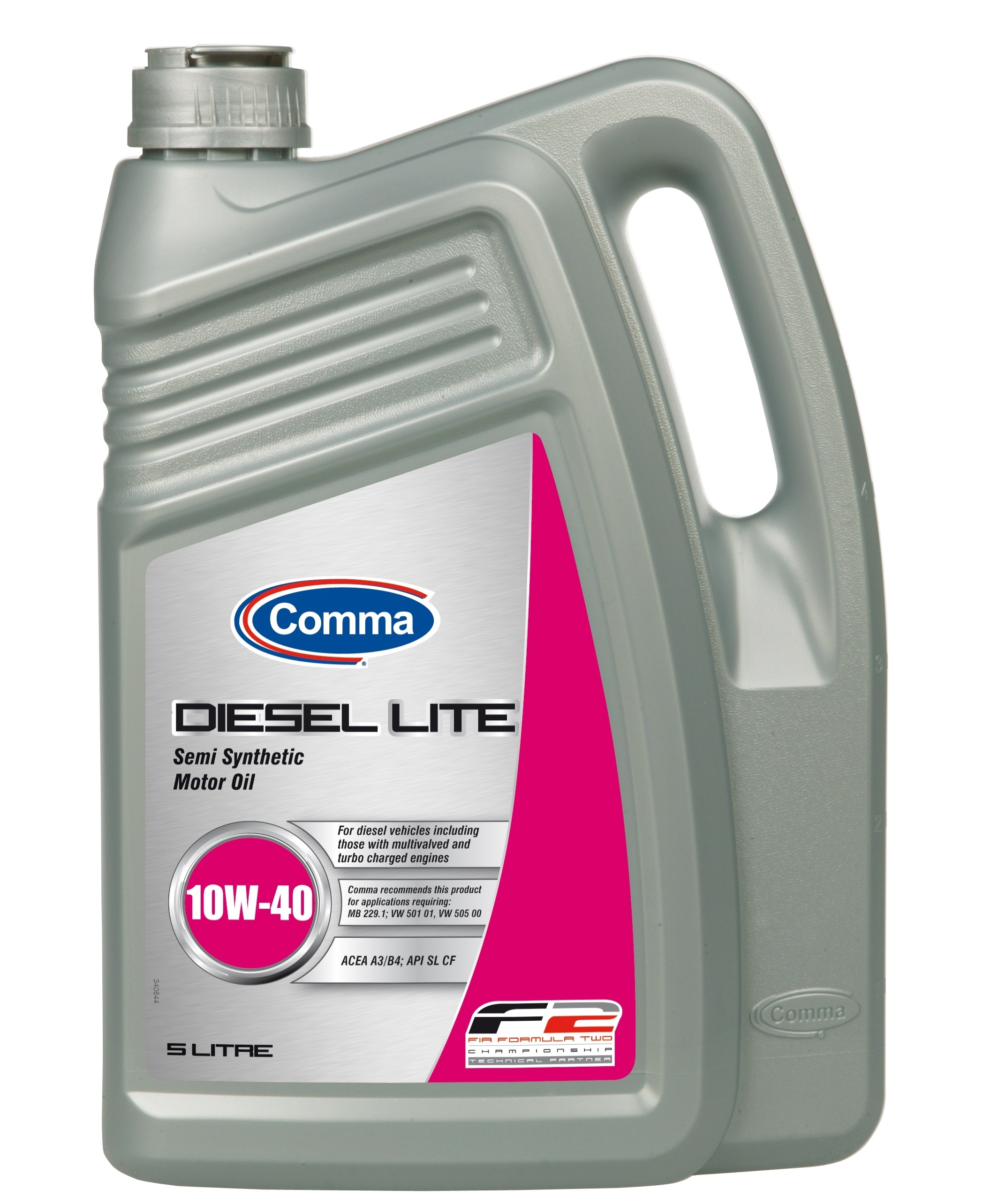 Comma DieselLite 10W-40 5л