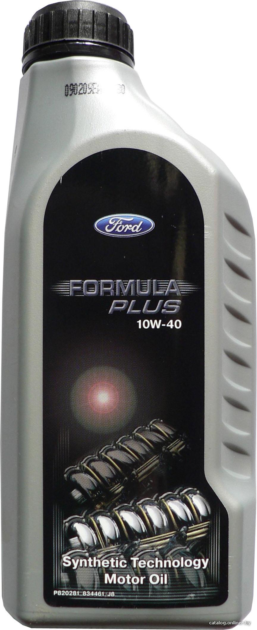Formula Plus 10W-40 1л