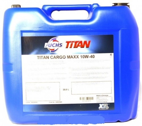 Titan Cargo Maxx 10W-40 20л