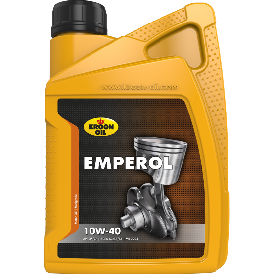 Kroon Oil Emperol 10W-40 5л