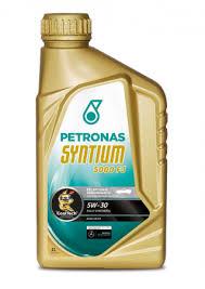 Масло моторное синтетическое - Petronas Syntium 5000 FJ 5W-30 1л