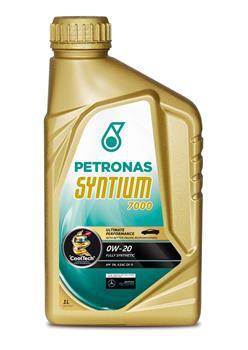 Масло моторное синтетическое - Petronas Syntium 7000 0W-20 1л