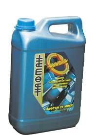Масло моторное минеральное - Нафтан 2Т Микс 1л